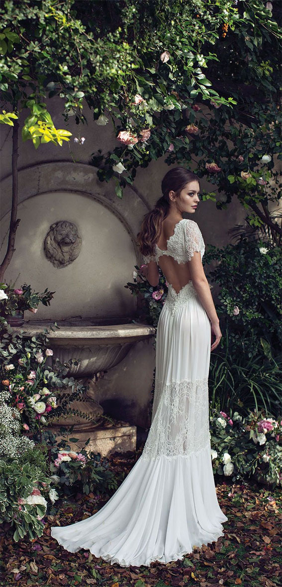 Romantic Boho Wedding Dresses To Inspire You
