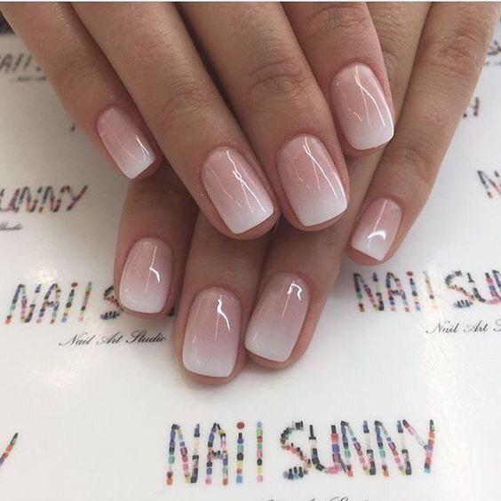 Stunning wedding nail ideas to match a wedding dress