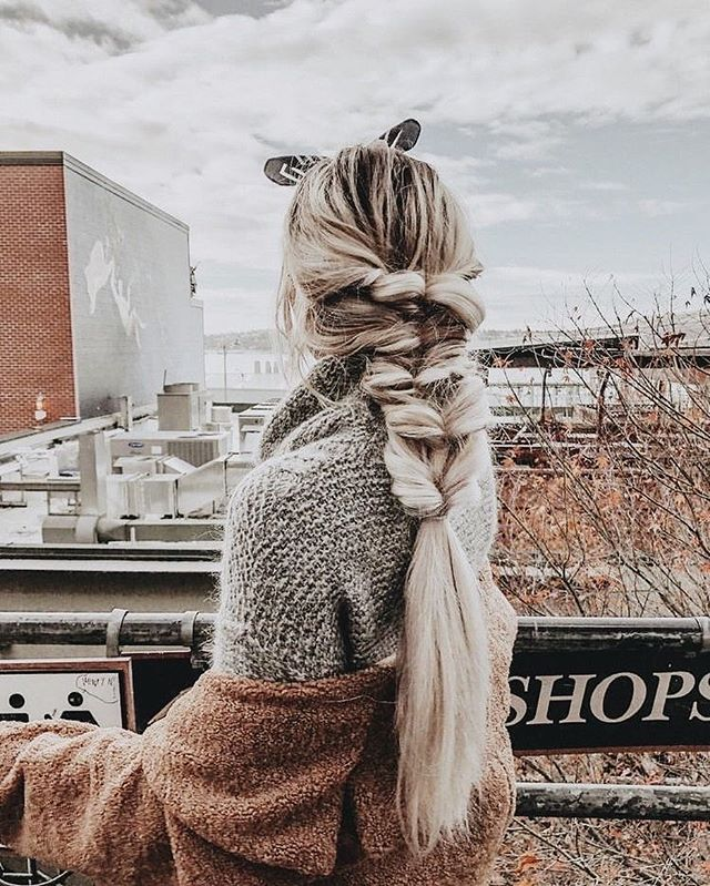 34 Pretty hairstyles That You Should Try On