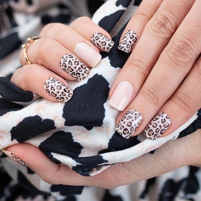 The Hottest Nail Trends And Colors