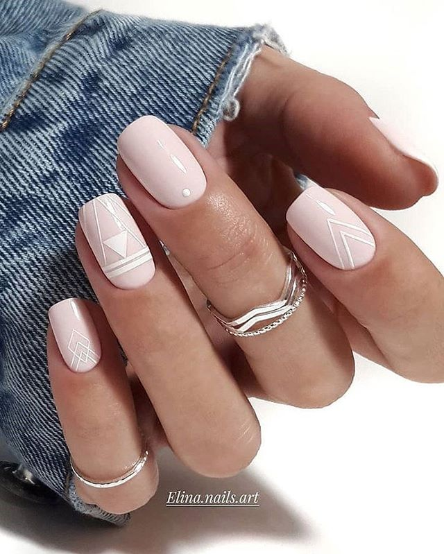 100 Gorgeous Spring Nail Trends And Colors Page 2