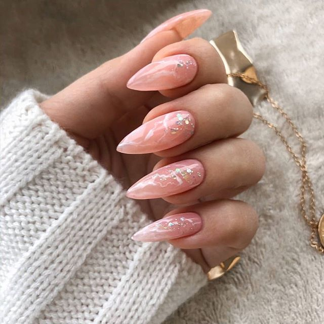 100 Gorgeous Spring Nail Trends And Colors Page 15