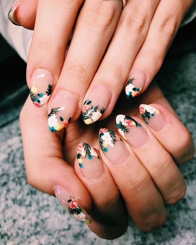 100 Gorgeous Spring Nail Trends And Colors Page 20