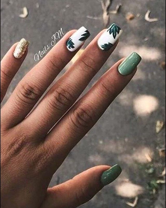 100 Gorgeous Spring Nail Trends And Colors Page 5