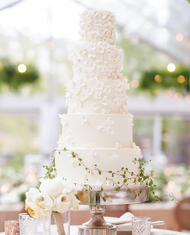 62 Spring Wedding Ideas We Can't Get Enough Of – wedding cake