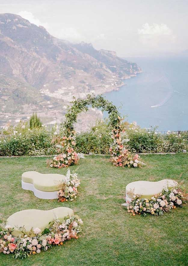 Timeless Wedding Ceremony Decoration Ideas