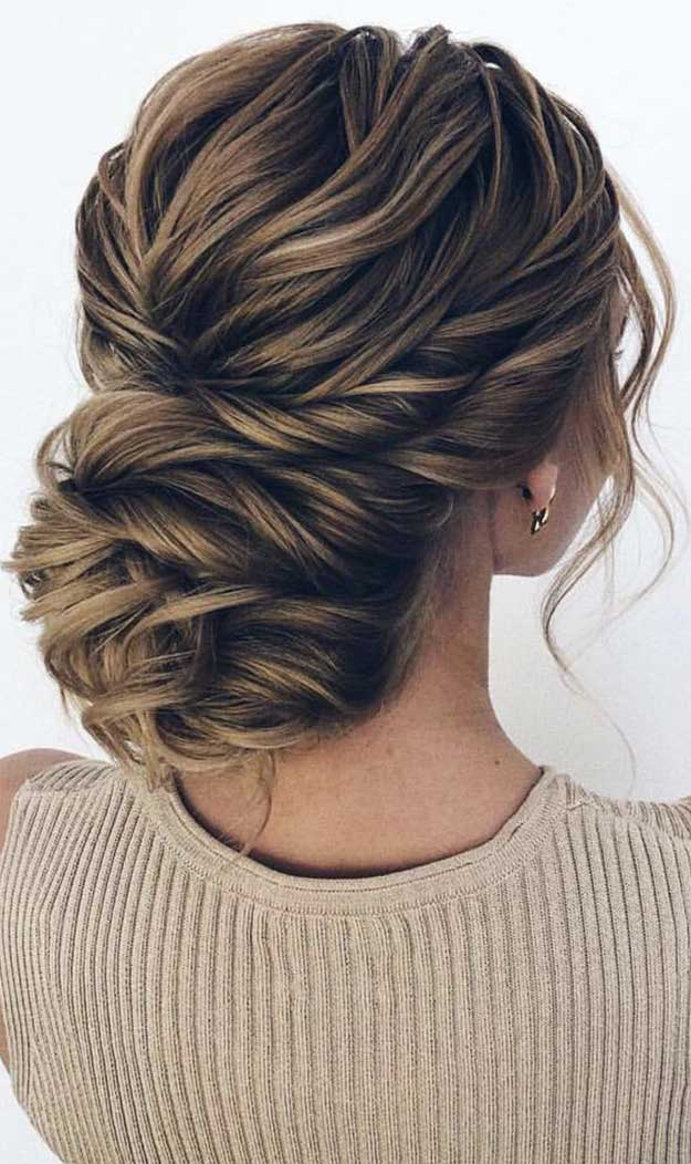 57 Gorgeous wedding hairstyles from updo to ponytails