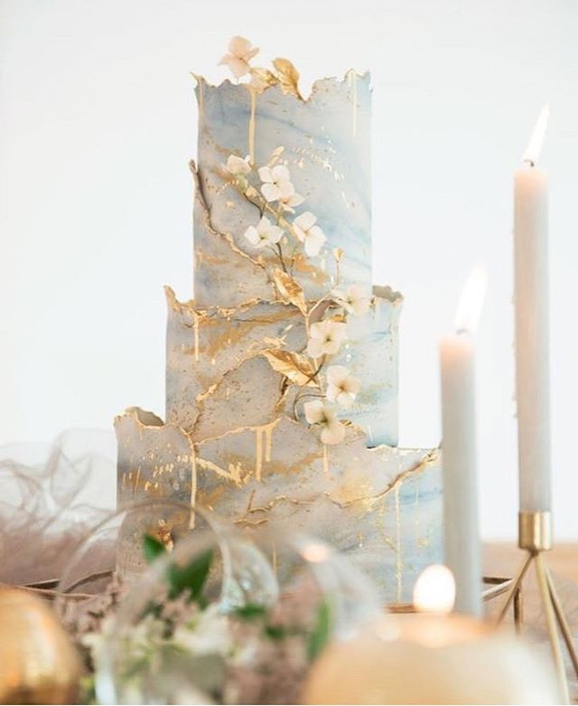 Top Wedding Cake Trends for 2020 – Page 4