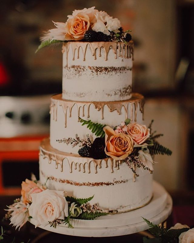 Top Wedding Cake Trends for 2020 – Page 13