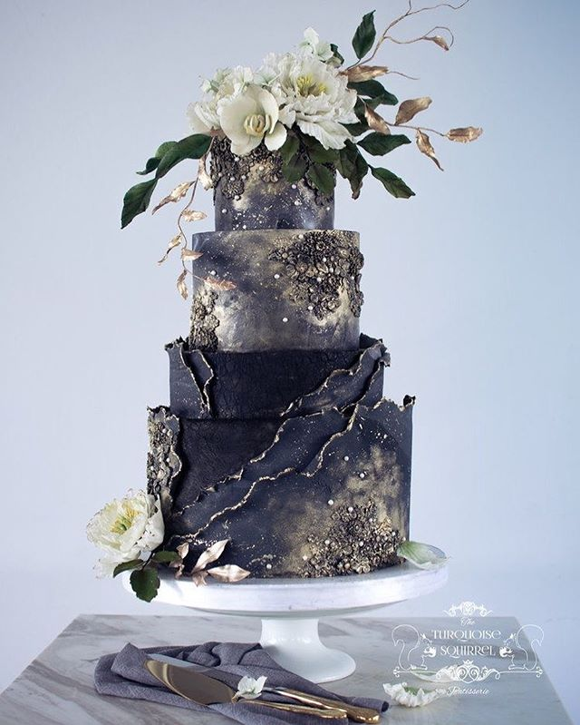 Top Wedding Cake Trends for 2020 – Page 21