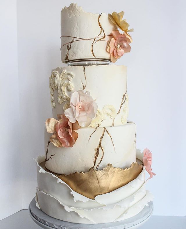 Top Wedding Cake Trends for 2020 – Page 6
