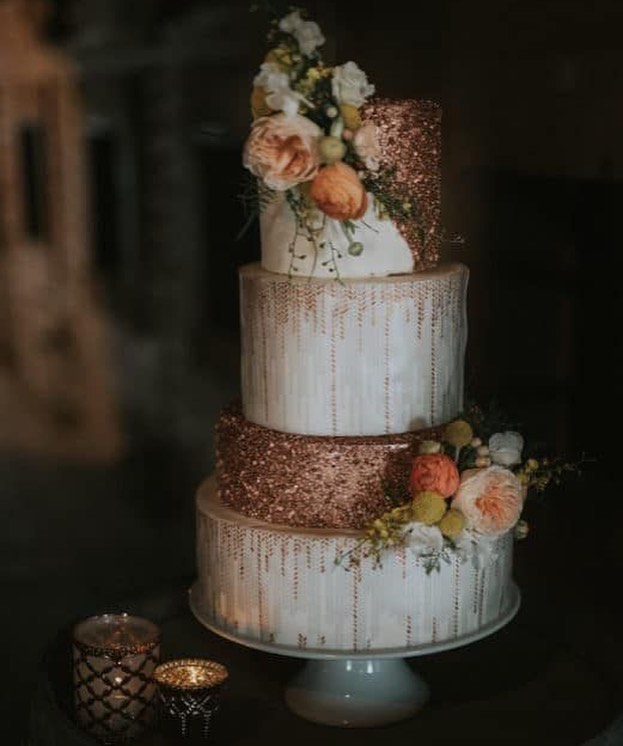 Top Wedding Cake Trends for 2020 – Page 14