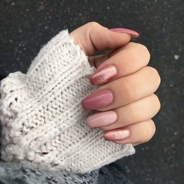 Stunning Winter Nail Art Designs – Page 11
