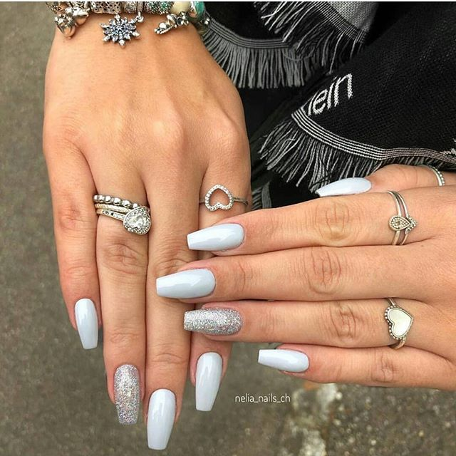 Stunning Winter Nail Art Designs – Page 13