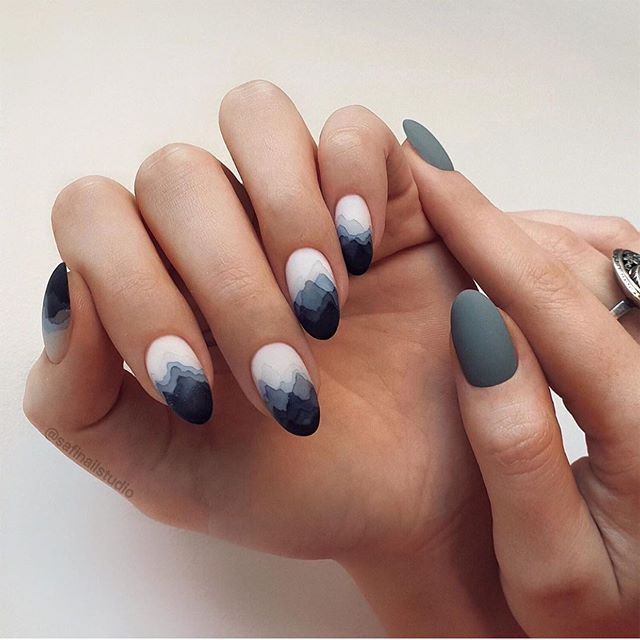 Stunning Winter Nail Art Designs – Page 29