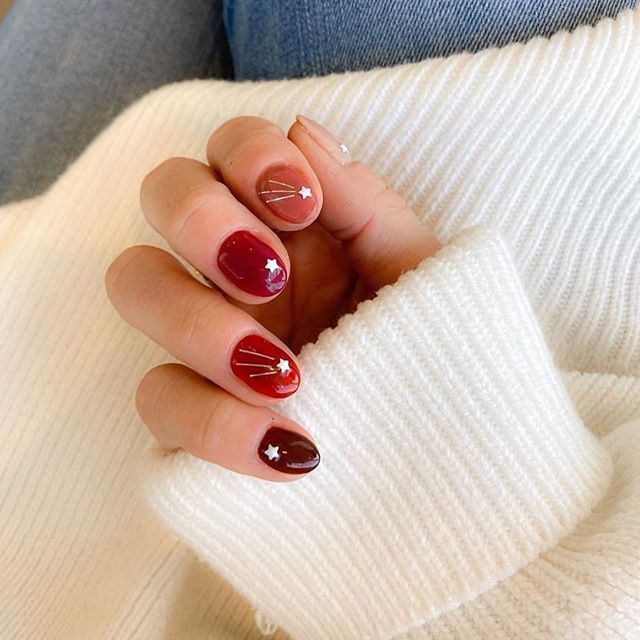 Stunning Winter Nail Art Designs – Page 27