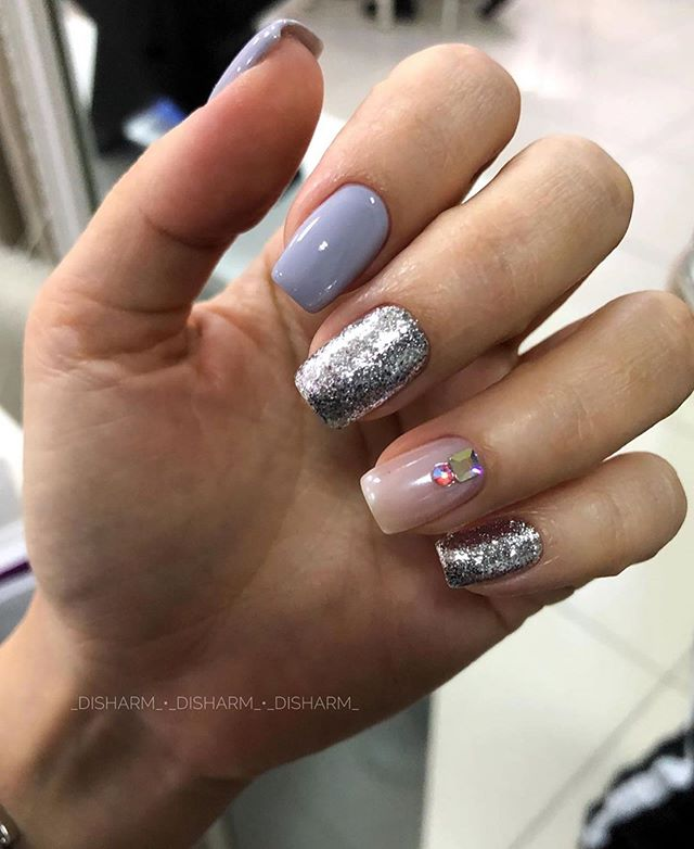 Stunning Winter Nail Art Designs – Page 9
