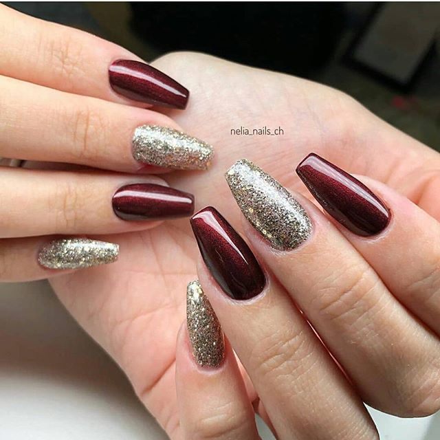 Stunning Winter Nail Art Designs – Page 10