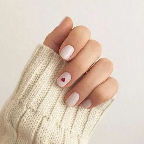 Best Nail Art Ideas For Valentines 2020 – 15