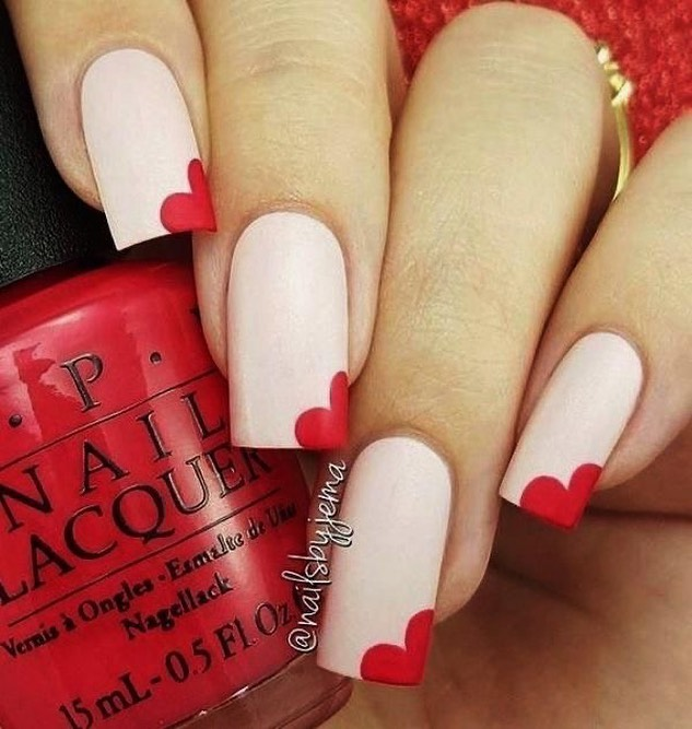 Best Nail Art Ideas For Valentines 2020 – 14