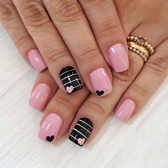 Best Nail Art Ideas For Valentines 2020 – 18