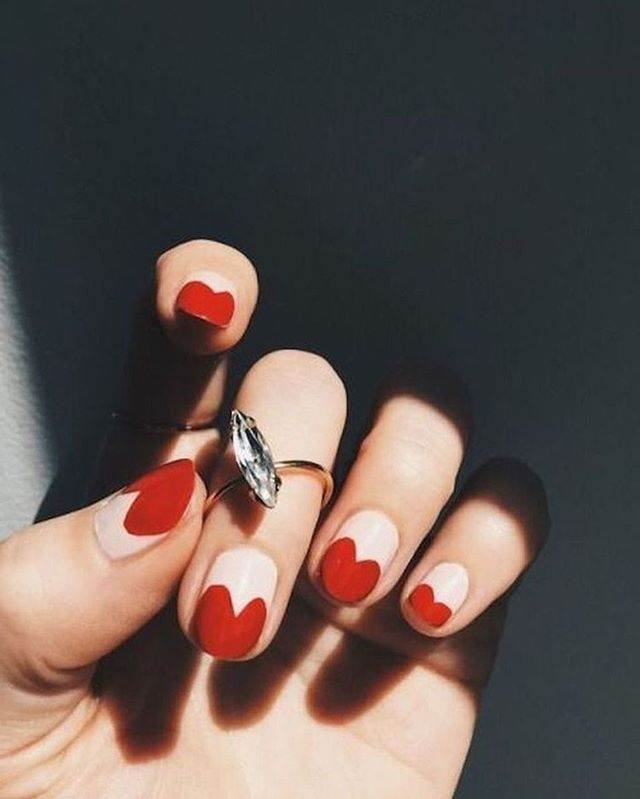 Best Nail Art Ideas For Valentines 2020 – 7