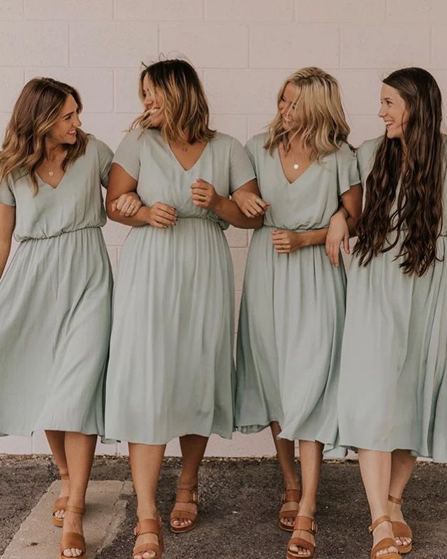 Bridesmaid trends 2020 that are fabulous 8