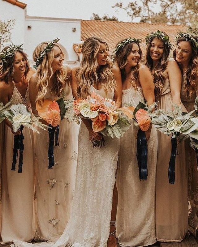 Bridesmaid trends 2020 that are fabulous 20