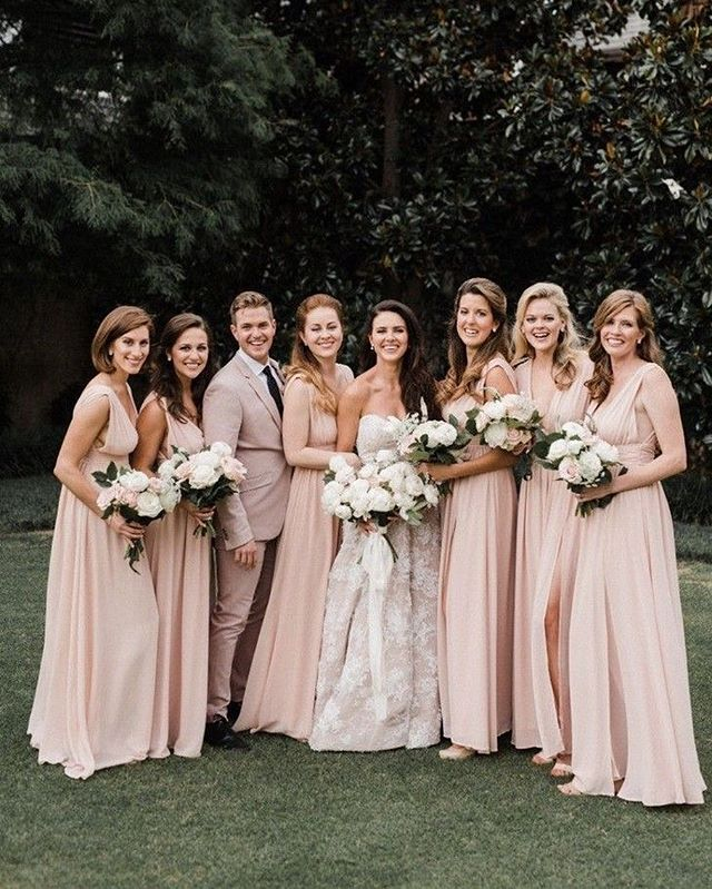 Bridesmaid trends 2020 that are fabulous 19