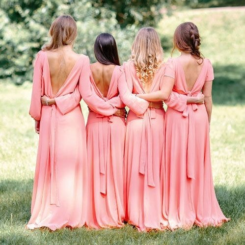Bridesmaid trends 2020 that are fabulous 11