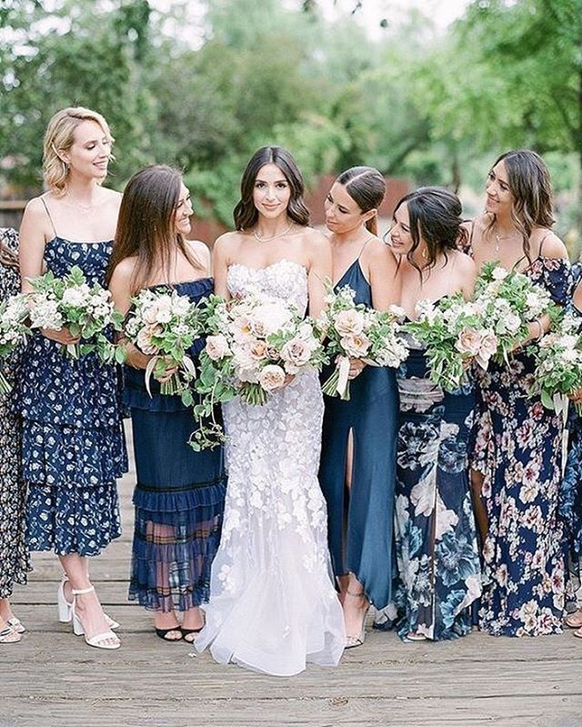 Bridesmaid trends 2020 that are fabulous 12