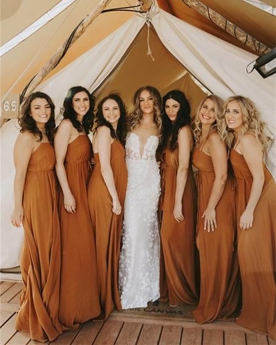 Bridesmaid trends 2020 that are fabulous 15