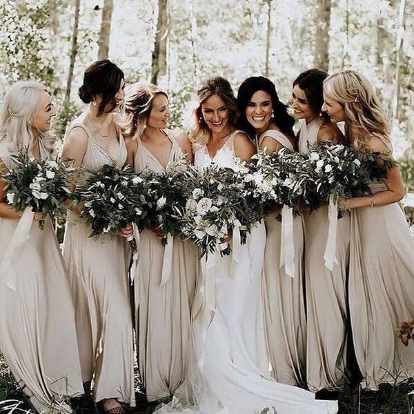 Bridesmaid trends 2020 that are fabulous 17