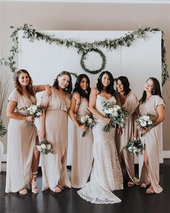 Bridesmaid trends 2020 that are fabulous 14