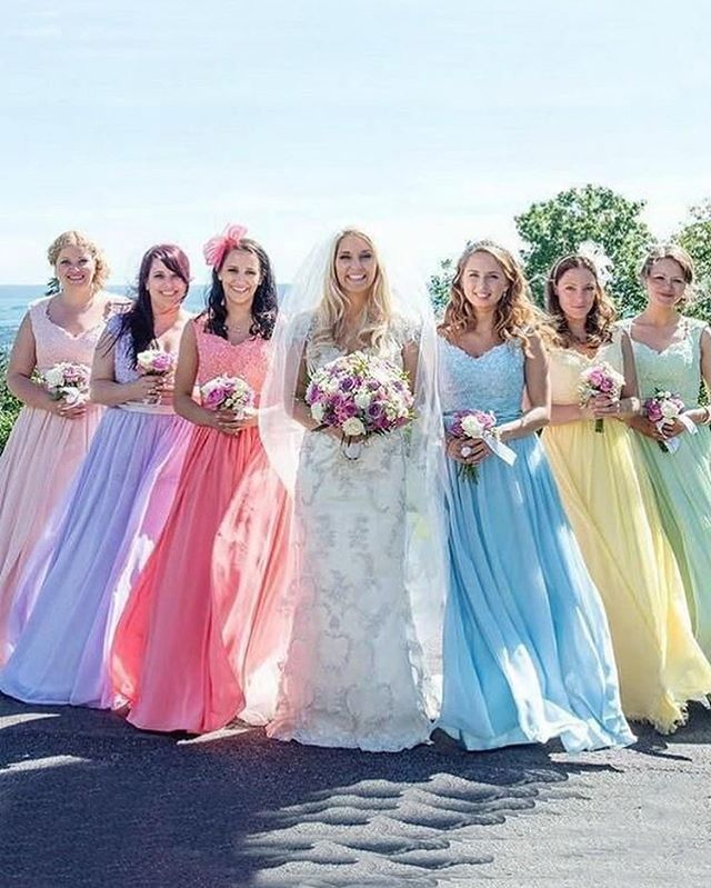 Bridesmaid trends 2020 that are fabulous 2