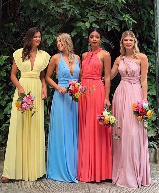 Bridesmaid trends 2020 that are fabulous 5