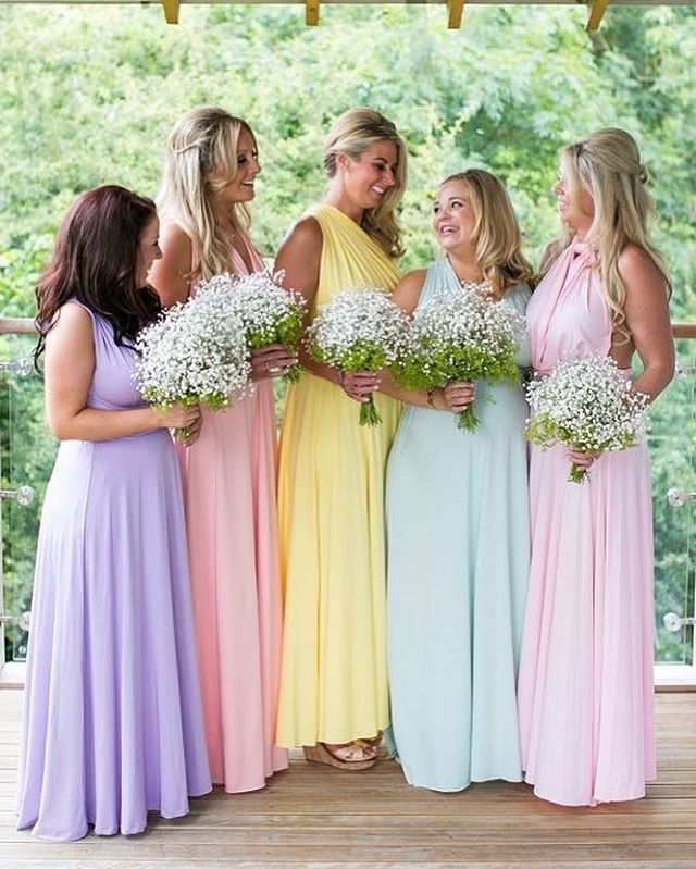 Bridesmaid trends 2020 that are fabulous 4