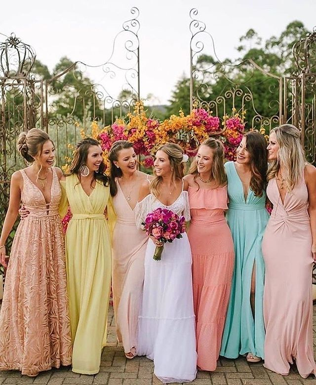 Bridesmaid trends 2020 that are fabulous 6