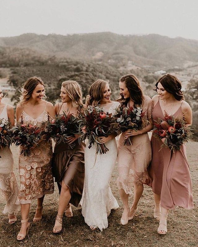 Bridesmaid trends 2020 that are fabulous 9