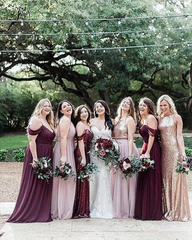 Bridesmaid trends 2020 that are fabulous 7