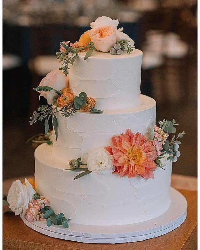 Beautiful Wedding Cake Trends For 2020 – 9