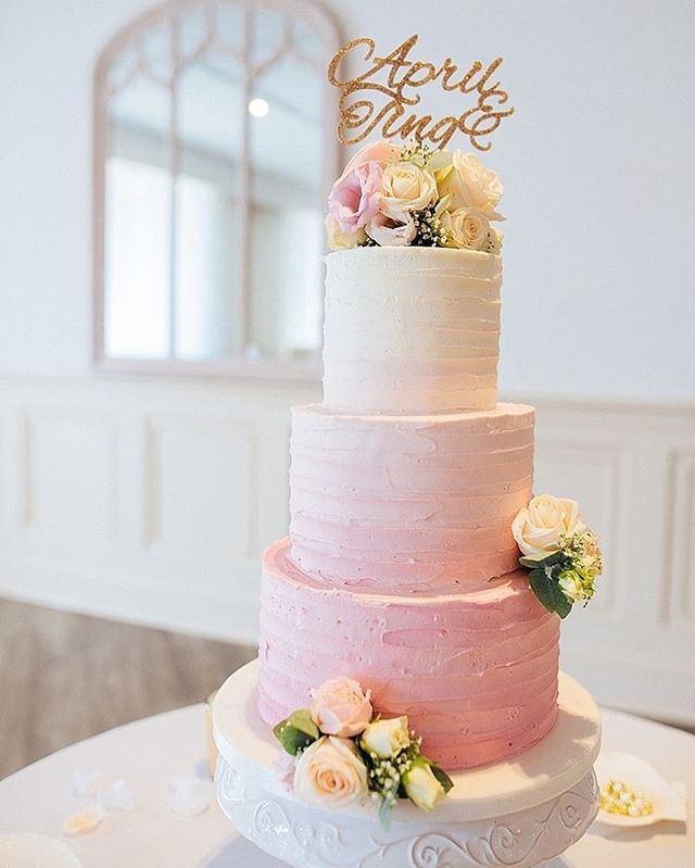 Beautiful Wedding Cake Trends For 2020 – 15