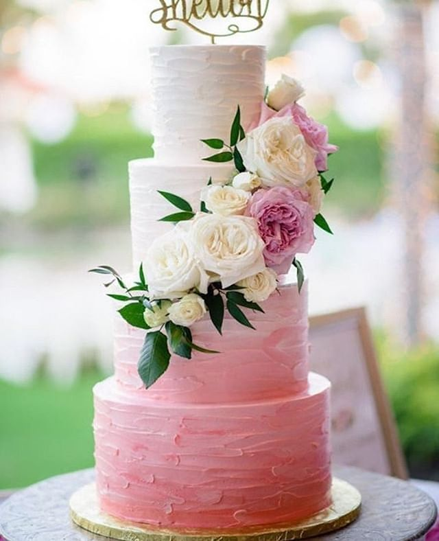 Beautiful Wedding Cake Trends For 2020 – 13