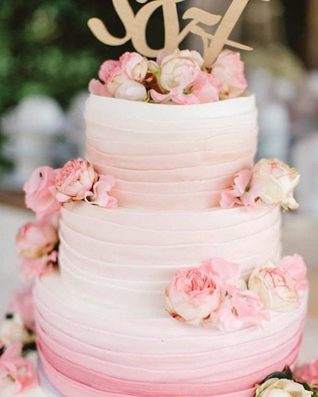 Beautiful Wedding Cake Trends For 2020 – 20