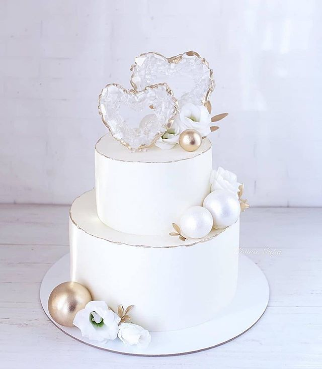 Beautiful Wedding Cake Trends For 2020 – 4