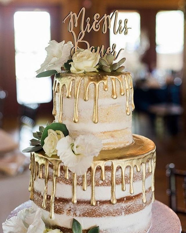Beautiful Wedding Cake Trends For 2020 – 7