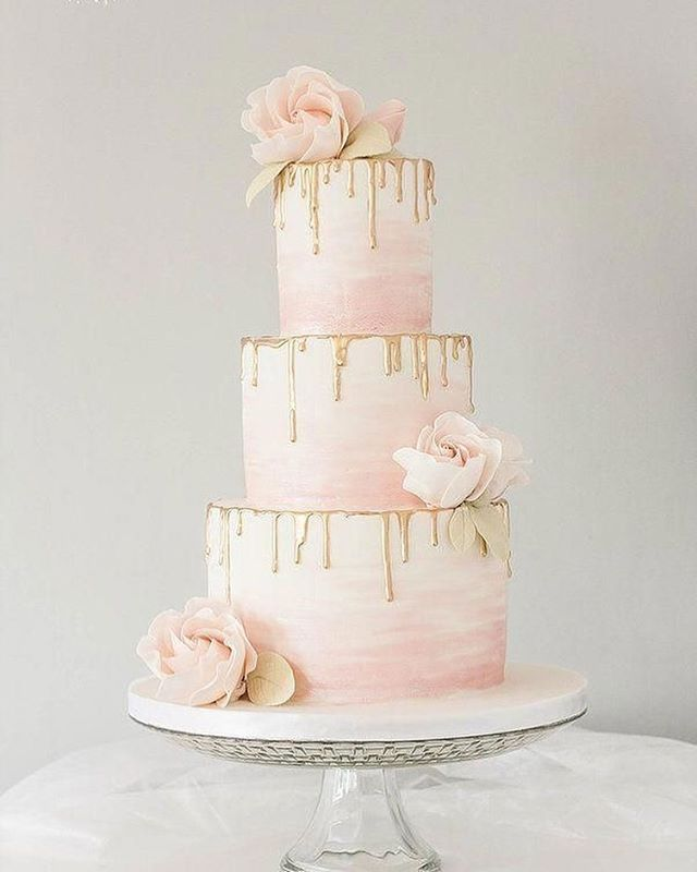 Beautiful Wedding Cake Trends For 2020 – 11