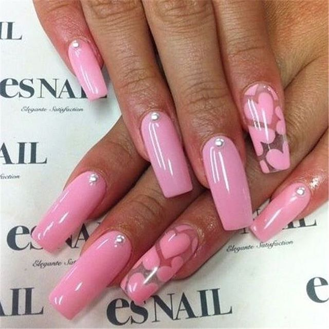 Best Nail Art Ideas For Valentines 2020 – 10