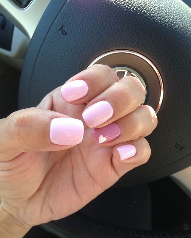 Best Nail Art Ideas For Valentines 2020 – 8