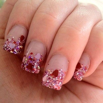 Best Nail Art Ideas For Valentines 2020 – 4